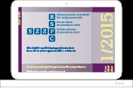 Zeitschrift SZZP online